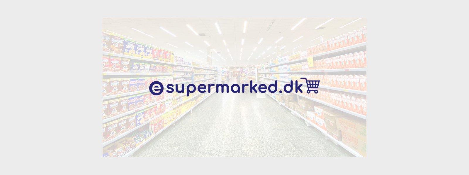 Velkommen til e-supermarked.dk!