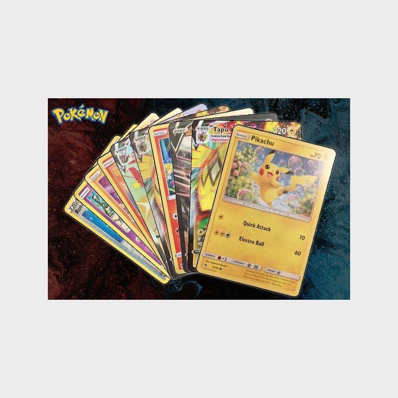30 stk Pokémon kort
